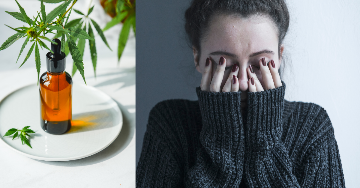 Can CBD Oil Help Fight Depression?, #1 USA Cannabidiol Blog