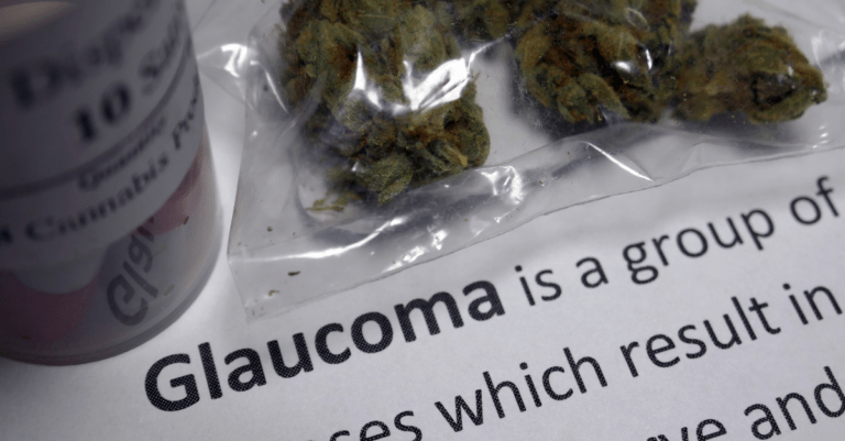Eyes Off CBD: Research Raises Questions About Glaucoma Therapy