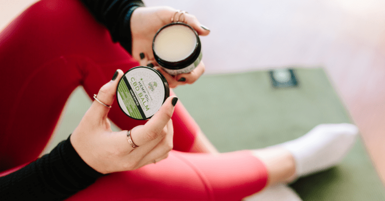 Does CBD Muscle Balm Help Soothe Muscle Pain?