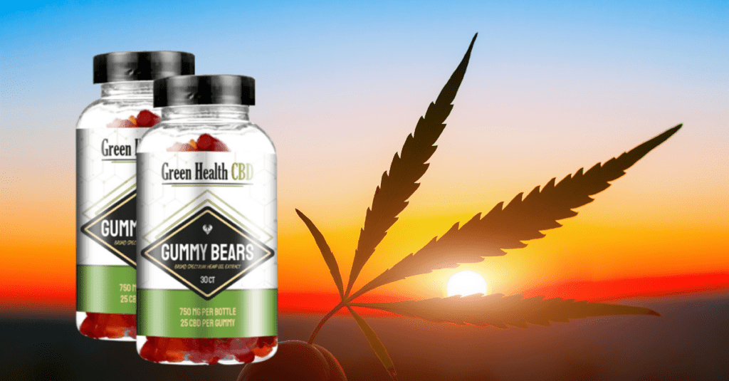 Green Health CBD Gummies, #1 USA Cannabidiol Blog