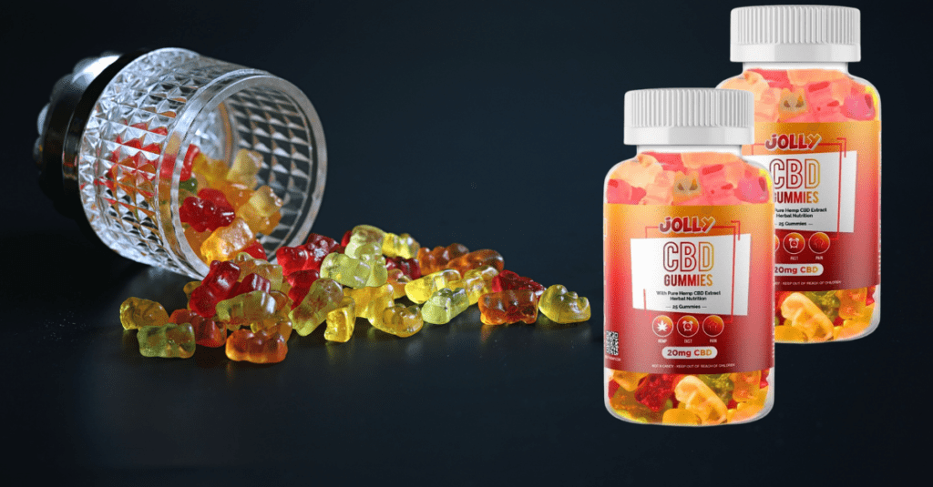 Jolly CBD Gummies, #1 USA Cannabidiol Blog