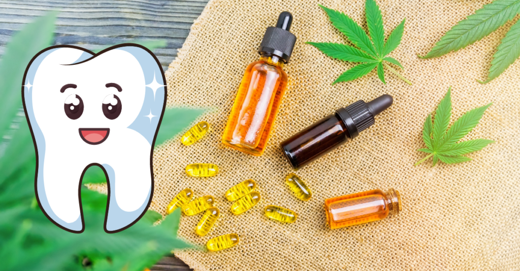5 Surprising Benefits of CBD Oil for Dental Health, #1 USA Cannabidiol Blog