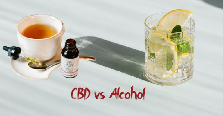 Comparative Analysis Of Cannabidiol And Alcohol